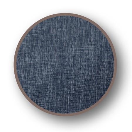 Art.-Nr. 7930 - Handwärmer - Farbmuster blau meliert